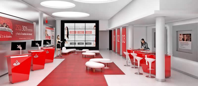 Banco Santander R O Sucursales Y Tel Fonos