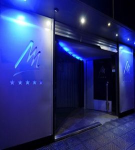 Club nocturno de striptease