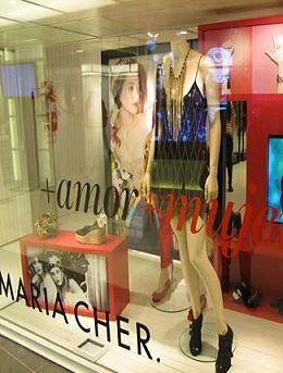 María Cher en Recoleta Urban Mall