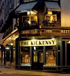 Bar irlandés Kilkenny