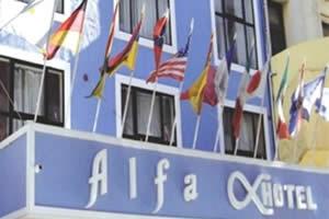 Alfa Hotel económico