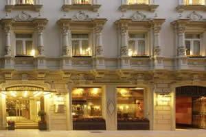 Hotel Bel Air y su exquisita arquitectura